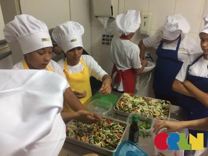 CREN trabalha protagonismo juvenil em comunidades