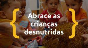 campanha de doação, Abrace o Brasil