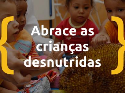 CREN participa da campanha Abrace o Brasil