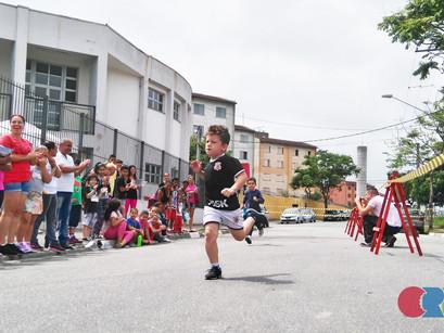Corridinha Infantil do CREN reúne cerca de 300 pessoas