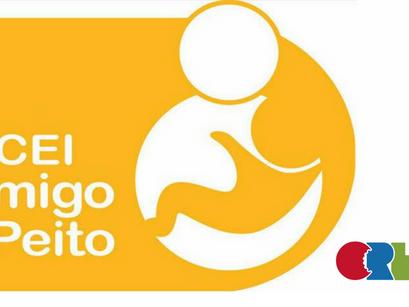 CREN recebe Selo 'Amigo do Peito' por incentivo ao aleitamento