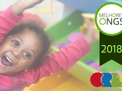 CREN é eleito uma das 100 melhores ONGs do Brasil