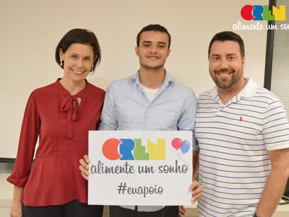 """CREN lança campanha de doação """"Alimente um Sonho"""""""
