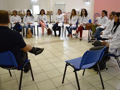 CREN promove visita educativa ao Senac