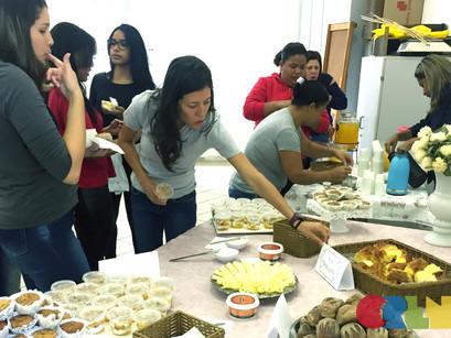 CREN promove Encontro de Nutrição para funcionários
