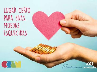 CREN recebe doações do Arredondar do Grupo Pão de Açúcar