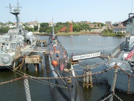 USS LION FISH (SS-298)
