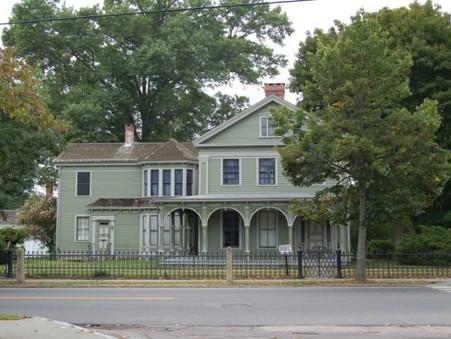 GEORGE GREENMAN HOUSE