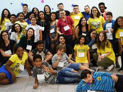 CREN promove Acampadentro no mês de julho