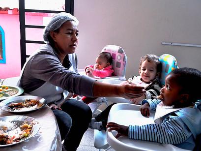 Como reconhecer os sinais de uma criança desnutrida