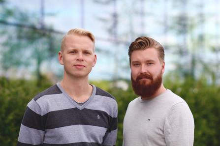 Tommi ja Eerik / Villada