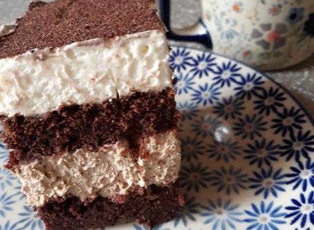 Le gâteau au cappuccino de Kamila🙃