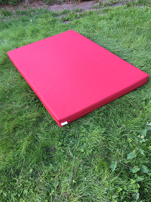 10cm/4inch thick thick Red Mats