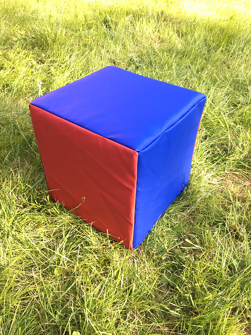 ABM Soft Play PVC Foam Children's Cube Shape Activity Toy