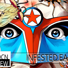 Infested Earth #1