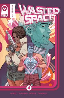 Image result for wasted space vault comics