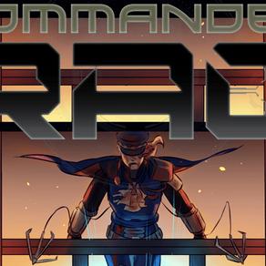 Kickstarter Spotlight: Commander RAO