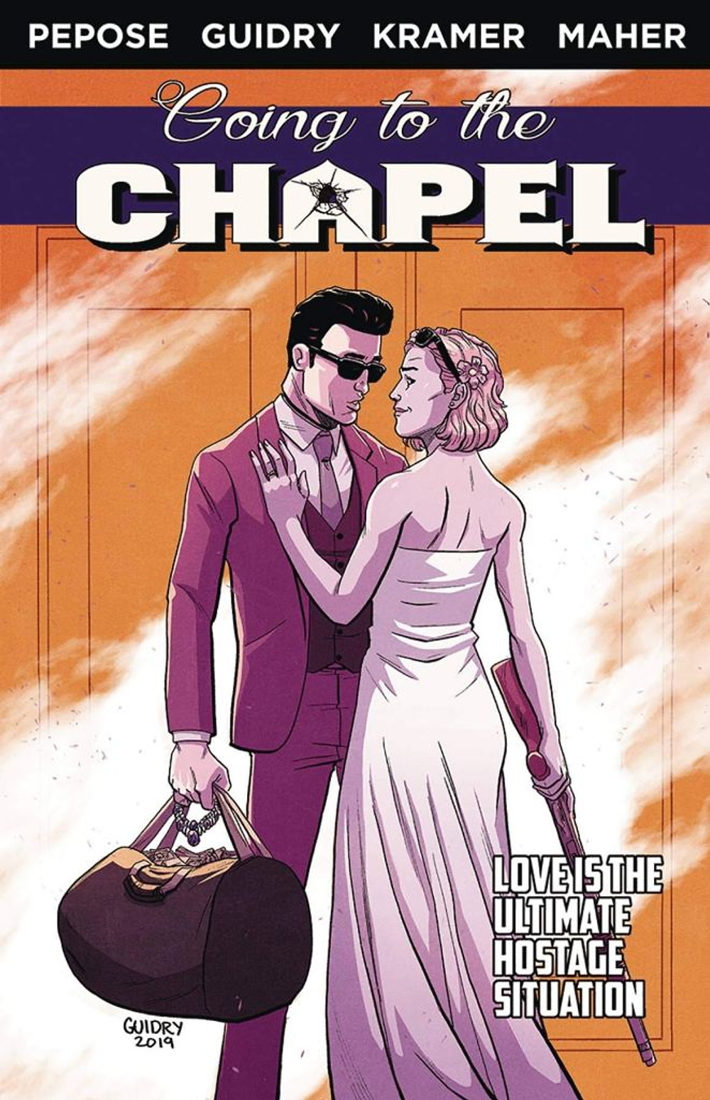 GOING TO THE CHAPEL(Action Lab)