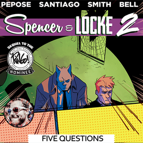 Spencer & Locke VOL 2 TPB