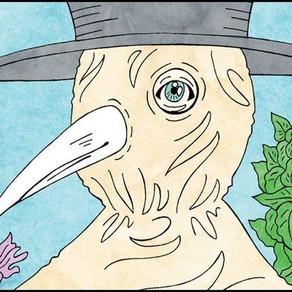 The Plague and Dr Caim