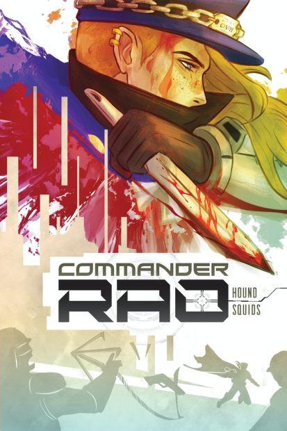COMMANDER RAO(Hound Studios)