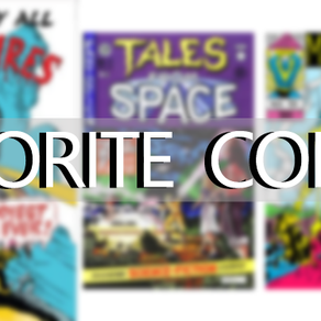 Favorite Comics 2019