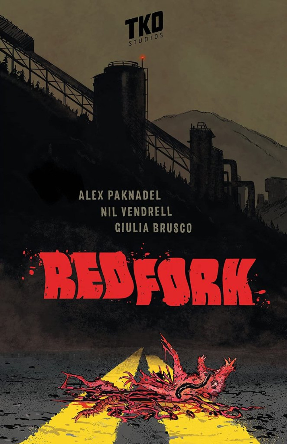 REDFORK(TKO)