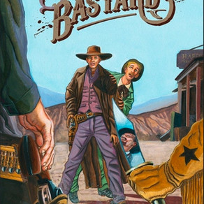 Review: Savage Bastards #1 Mad Cave