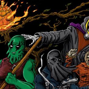 PLB Comics Halloween Special '19
