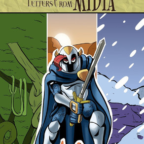 Letters from Midia (Graphic Novel) – REVIEW