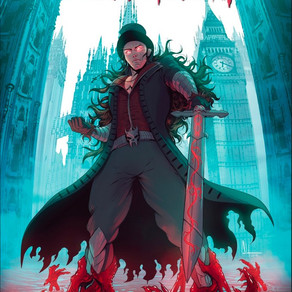 Review: Wolvenheart #1 from Mad Cave