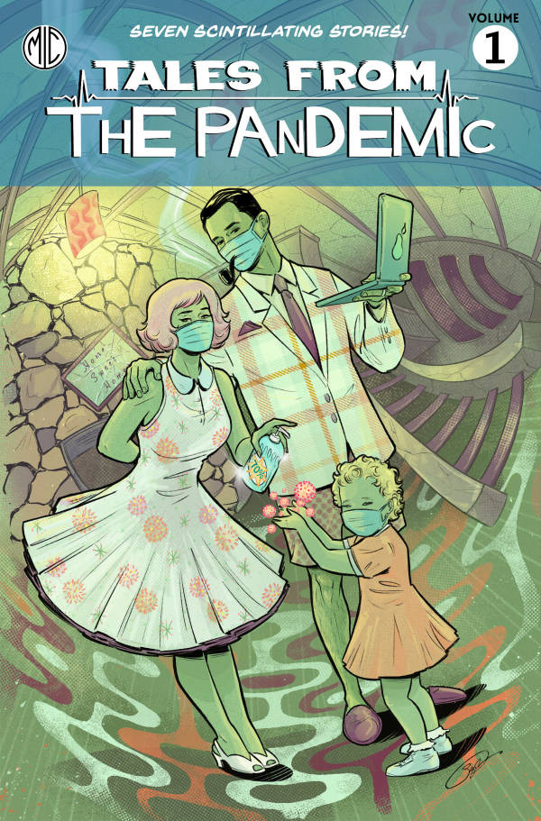 TALES FROM THE PANDEMIC(Mario Candelaria)