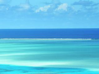 Lagunas de Polinesia
