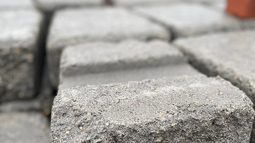 Roman Stock Wall Block 4x8 wall/caps