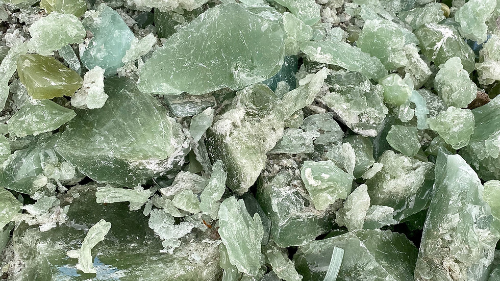 Glass Rubble