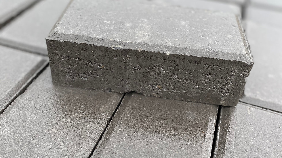 Holland Paver 4x8 Charcoal