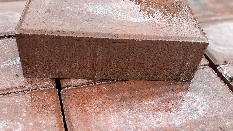 Holland Paver 4x8 Red