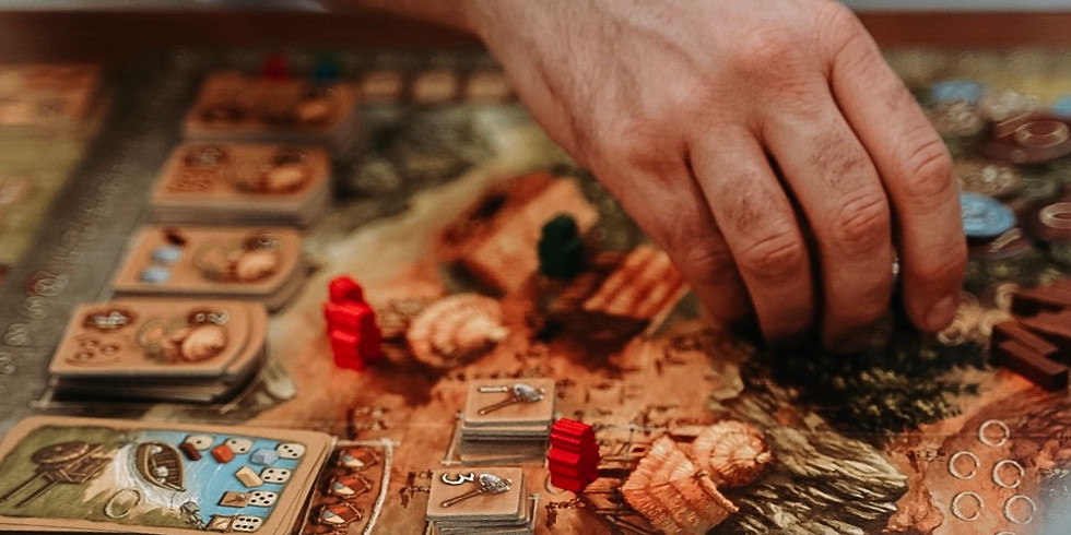 Board Games Cafe