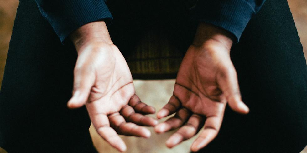 Drop in Prayer