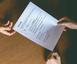 Resume writing/interviews