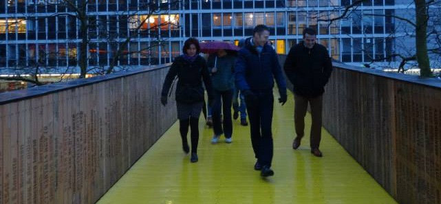 Excursie SBO Opleiding Wijk- en gebiedsmanager