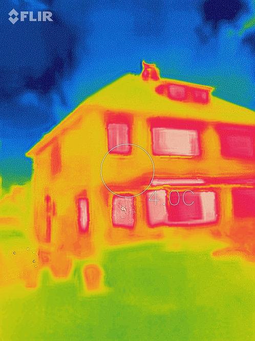 Warmteverliezen opspeuren