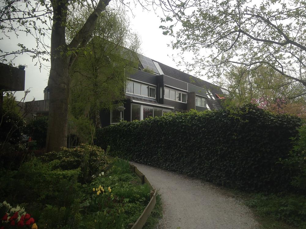 Op pad door de Merenwijk in Leiden