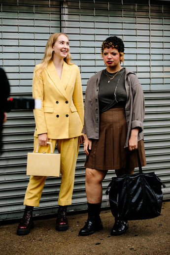 New York Fashion Week Spring 2019: Street Style