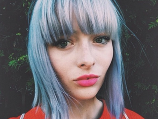 HOW TO GET SILVER HAIR