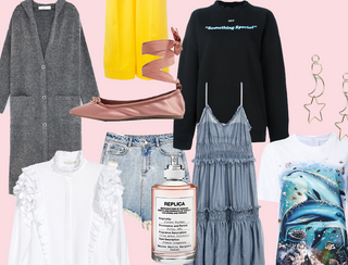 WHAT'S ON OUR SPRING SHOPPING LIST?