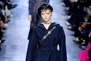 DIOR FALL 2017 WAS ABOUT REBELLIOUS WOMEN