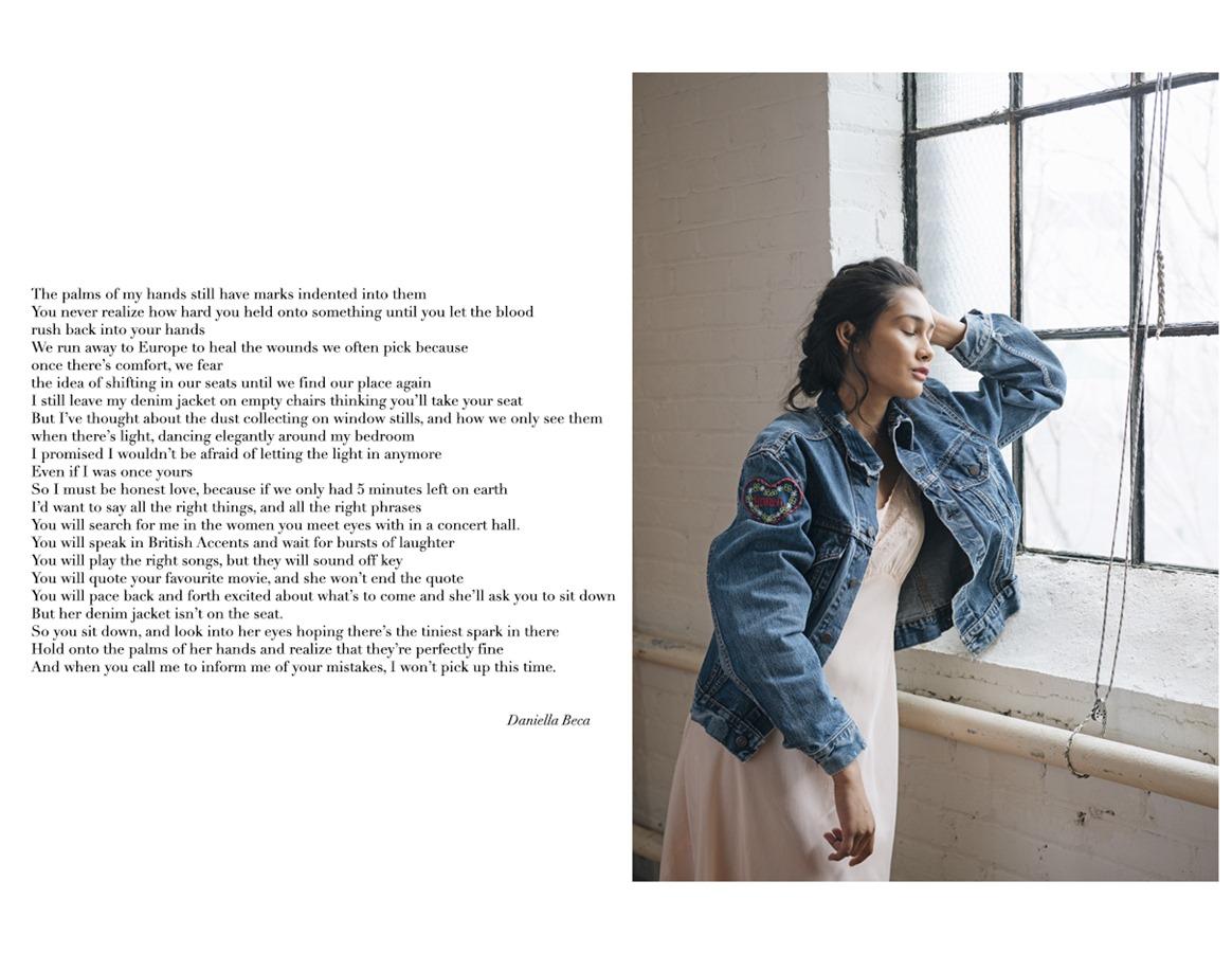 Poetry by Daniela Beca