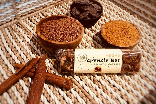 Vegan Granola Bar by Cook & Baker - Aurora
