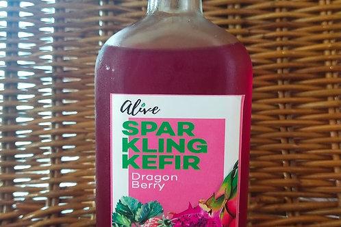 Sparkeling Kefir, Dragonberry by Alive 250ml